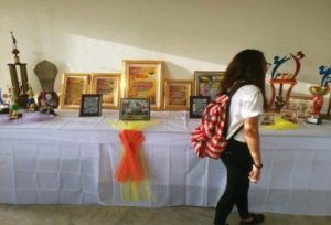 LAS Department exhibit. Credits to Winbert Abrenica