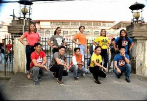 Ma'am and Sir WIT 2019 candidates(Photo from WITDIO)
